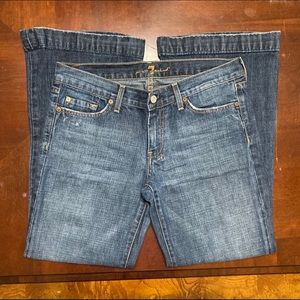 7 For All Mankind -Size 30